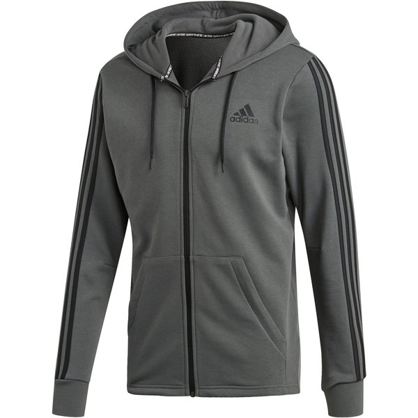 adidas Must Have 3-Stripes French Terry Full-Zip Training Jacket Men