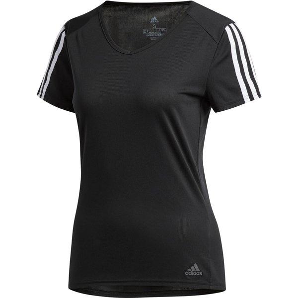 adidas Performance Laufshirt »RUN 3 STRIPES TEE W«