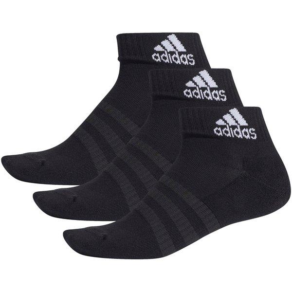adidas Sportsocken Cushioned 3er-Set, schwarz, XL