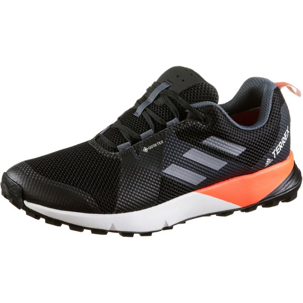 adidas Terrex Two GTX Shoes - 9 Core Black | Shoes