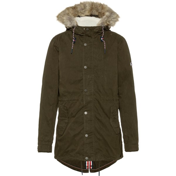 Tommy Hilfiger Tommy Jeans men's Parka in multicolour