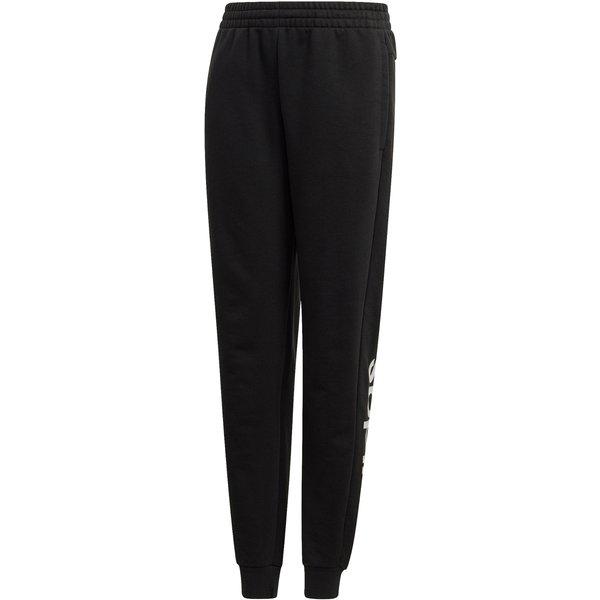 adidas Essentials Linear Pantalon Survêtement Filles - Noir , Blanc