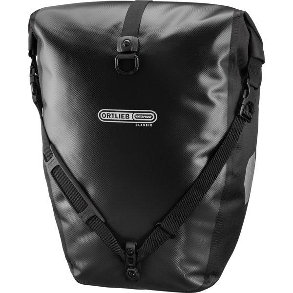 Ortlieb Back Roller Classic - Radtaschen Set - schwarz