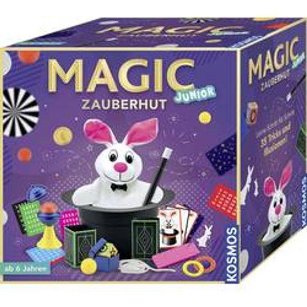 Kosmos 680282 Magic Zauberhut Experimentierkasten ab 6 Jahre