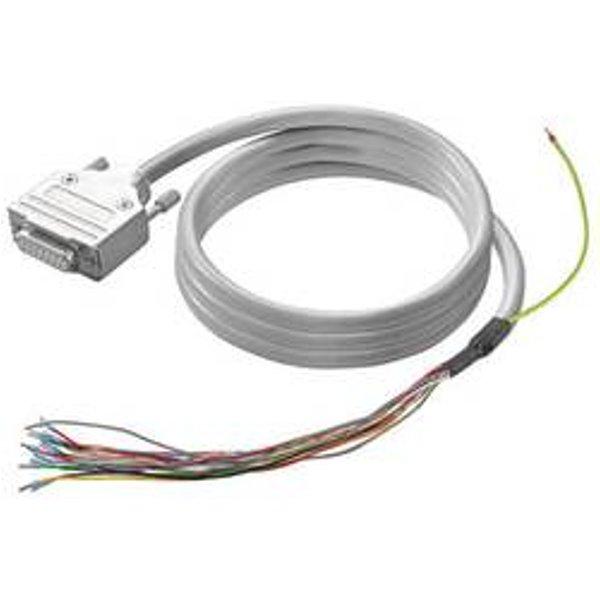 API - Câble de raccordement Weidmüller PAC-HD15M-F-V0-3M 1440810030 250 V 1 pc(s)