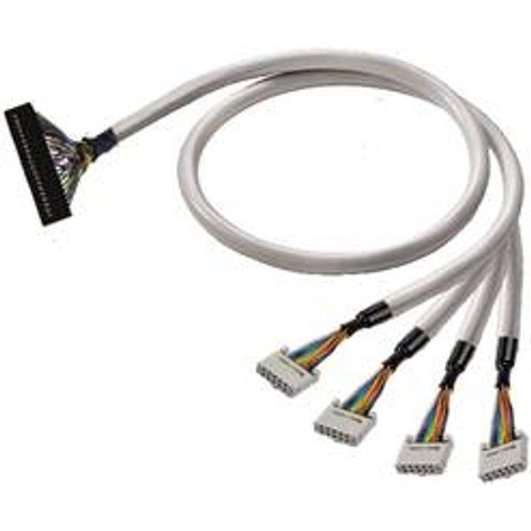 API - Câble de raccordement Weidmüller PAC-CMLX-4X10-V0-1M5 1511890015 60 V 1 pc(s)