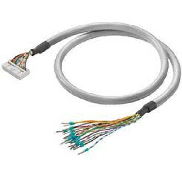 API - Câble de raccordement Weidmüller PAC-HE16-F-HF-1M 2425710010 60 V 1 pc(s)