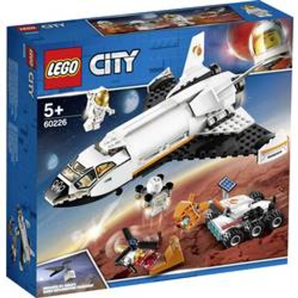 LEGO City Space Port: Mars Research Shuttle (60226)