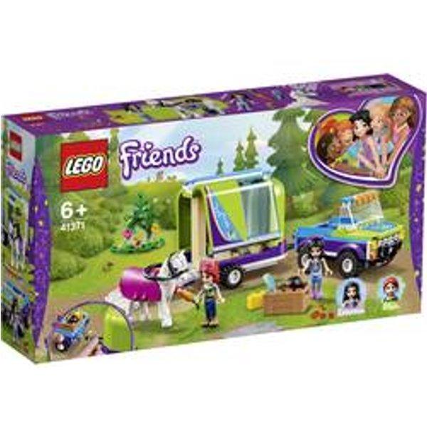 41371 Friends Mias Pferdetransporter, Konstruktionsspielzeug