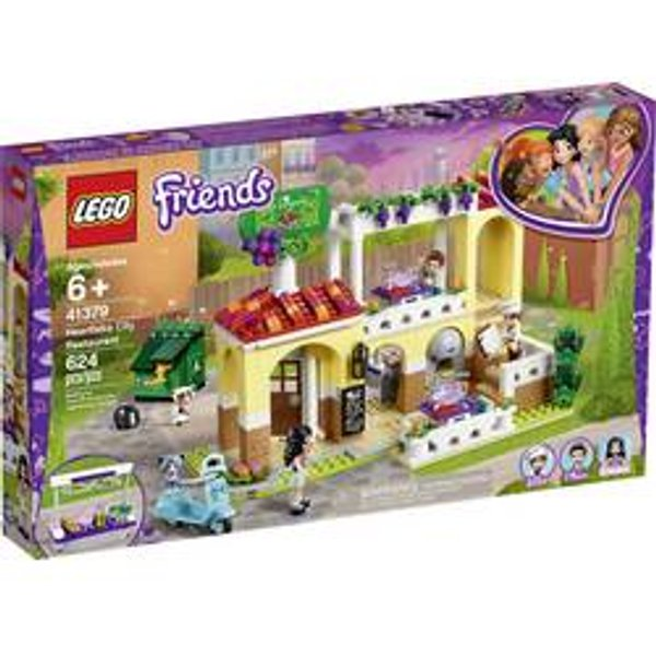 41379 Friends Heartlake City Restaurant, Konstruktionsspielzeug