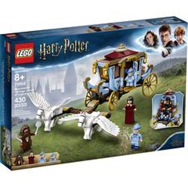 Kutsche von Beauxbatons: Ankunft in Hogwarts™