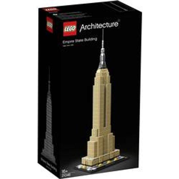 21046 Architecture Empire State Building, Konstruktionsspielzeug