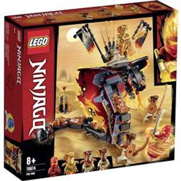 70674 Ninjago Feuerschlange, Konstruktionsspielzeug