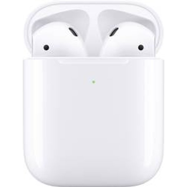 Apple Ecouteurs in-ear AirPods + Wifi Charging Case