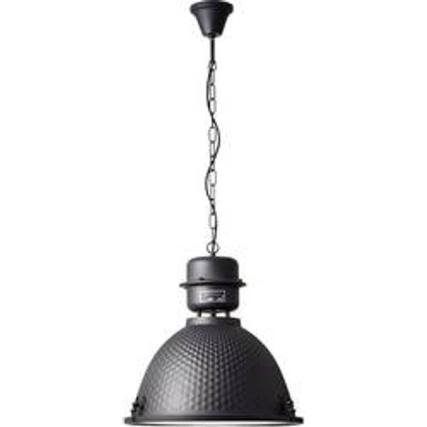 Brilliant Kiki 93758/86 Pendelleuchte LED E27 60W Schwarz