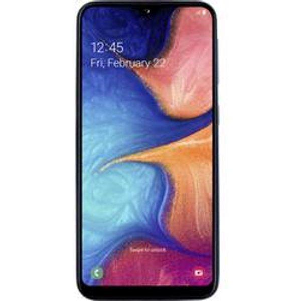 Samsung galaxy a20e - double sim - 32go, 3go ram - bleu