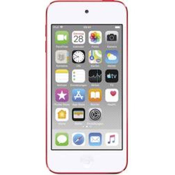APPLE iPod touch (2019) - Lecteur MP3 (128 GB, Rouge)