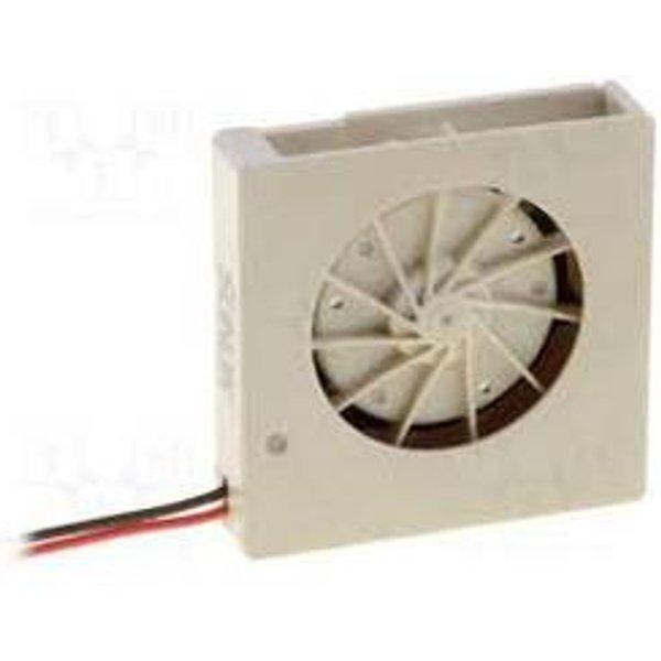 Sunon UB3F3-500 Axiallüfter 3 V/DC 0.27 m³/h (L x B x H) 15 x 15 x 3 mm