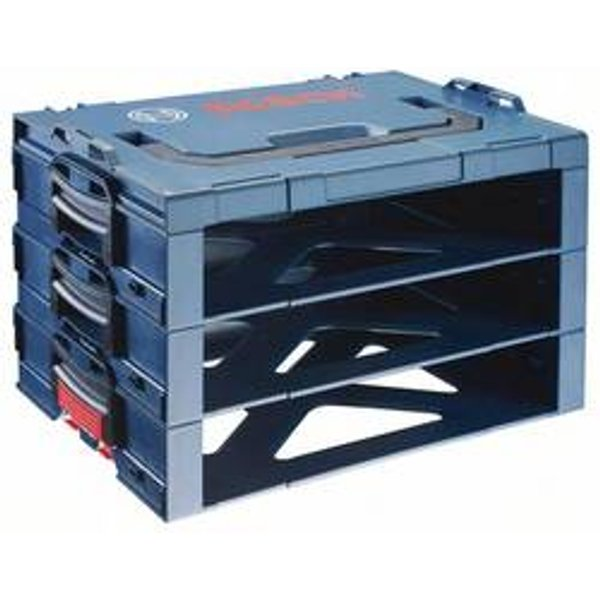 Rack-i-boxx 3 étages vide bosch 1600a001sf