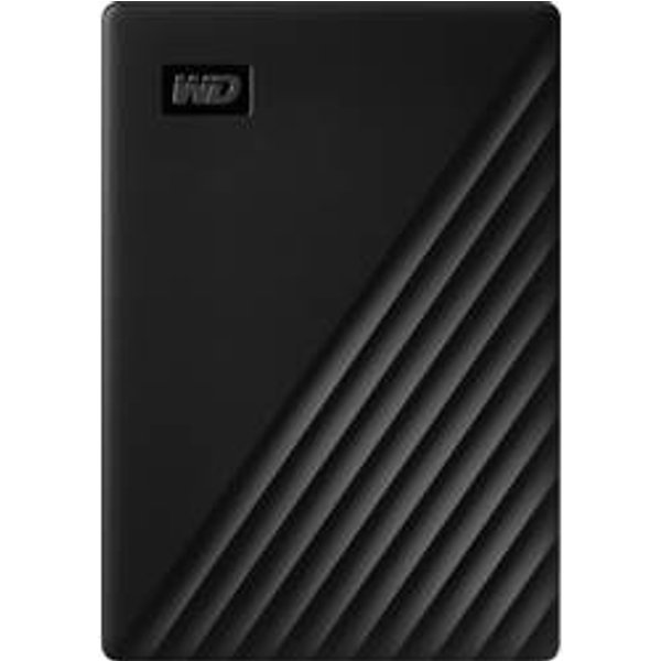 Disque Dur SSD Externe Western Digital My Passport 4 To Noir