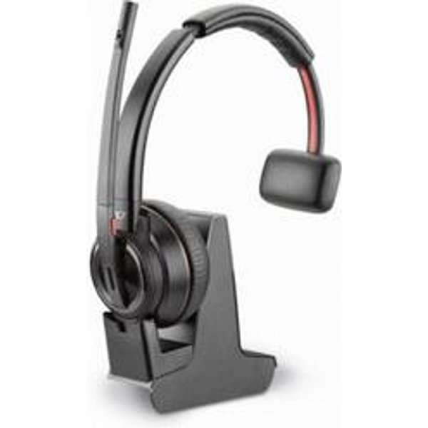 Plantronics Savi 8210 Wireless  Headset Monaural MS 207322-02