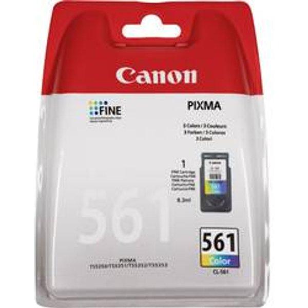 Cartouche d'encre couleur Canon CL-561