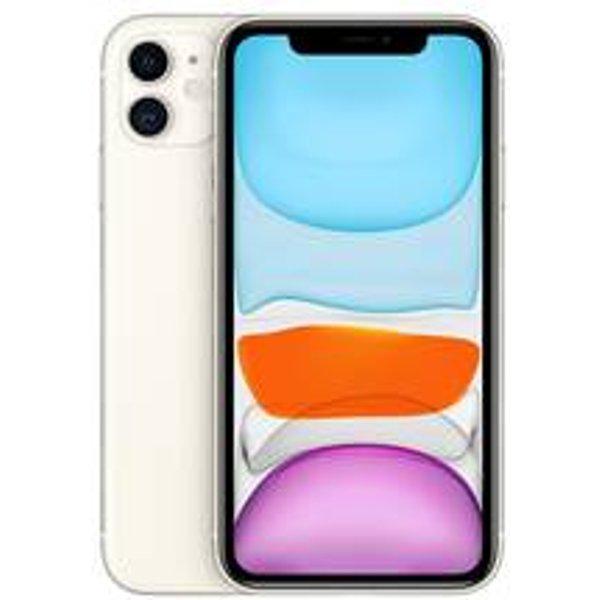 "Apple iPhone 11 - Smartphone (6.1 "", 64 GB, White)"