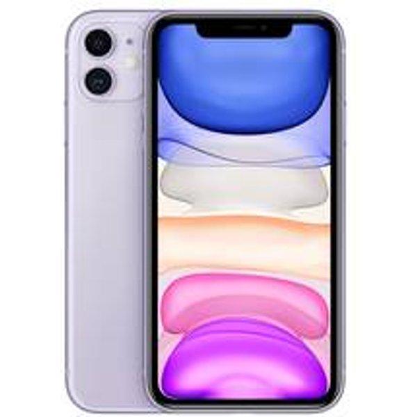 "Apple iPhone 11 - Smartphone (6.1 "", 128 GB, Purple)"
