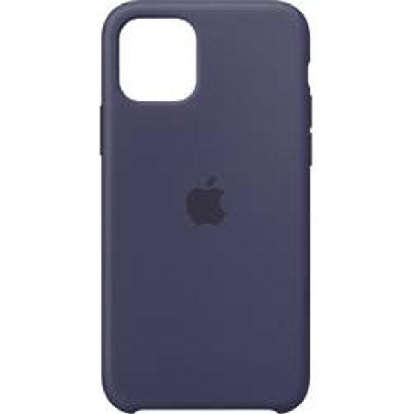 Silikon Case Apple MWYJ2ZM/A Apple iPhone 11 Pro bleu nuit 1 pc(s)