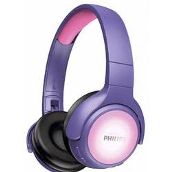 Casque supra-aural sans fil Bluetooth Philips TAKH402PK/00 Rose