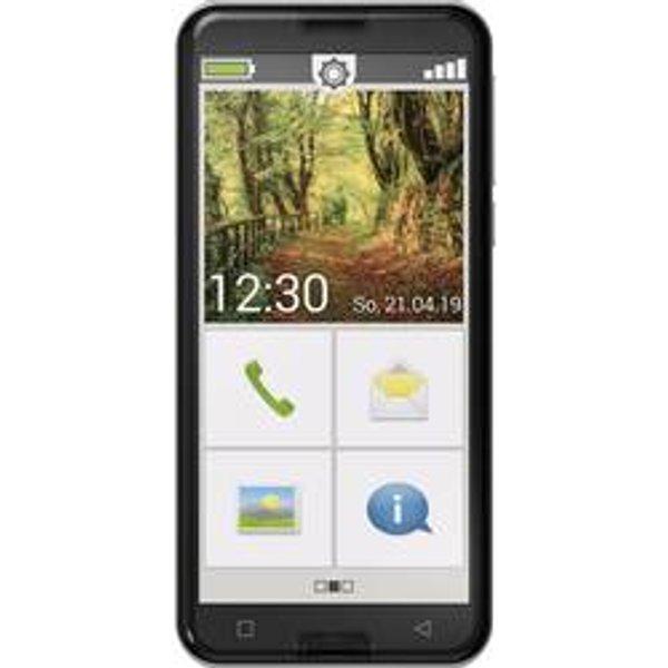 Smartphone Unisex Noir 16 GB