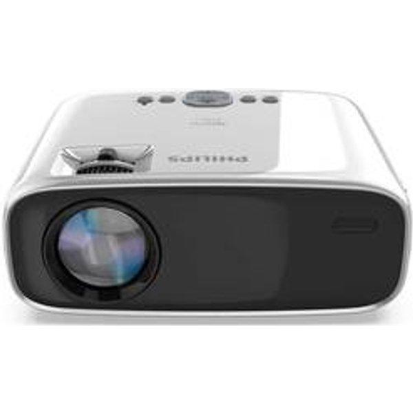 Philips NeoPix NPX445 Easy+ Mini-Projektor 2600 Lumen