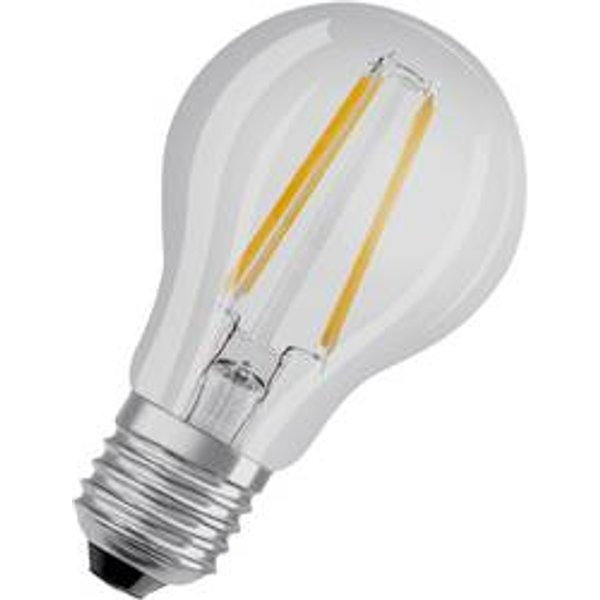 OSRAM LED bulb E27 6.5 W 840 clear daylight sensor