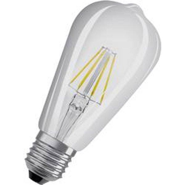 OSRAM Classic ST LED bulb E27 4W 2,700 K clear