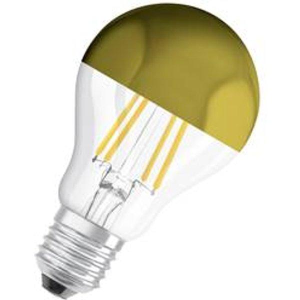 OSRAM LED-Leuchtmittel RETROFIT CLASSIC MIRROR E27