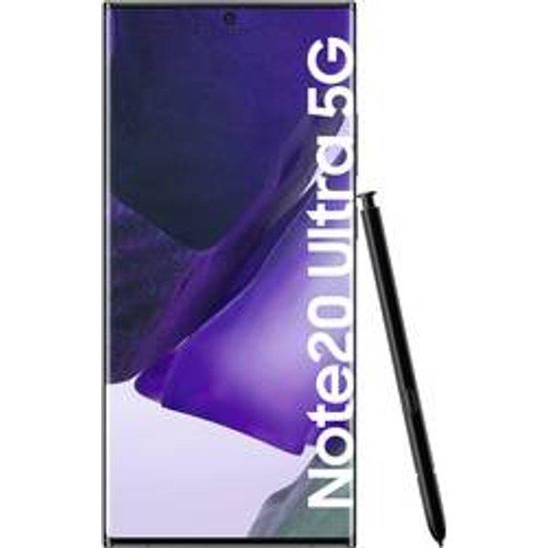 Samsung Galaxy Note 20 Ultra 5G N986B-DS 12GB/256GB Dual Sim - Mystic Black