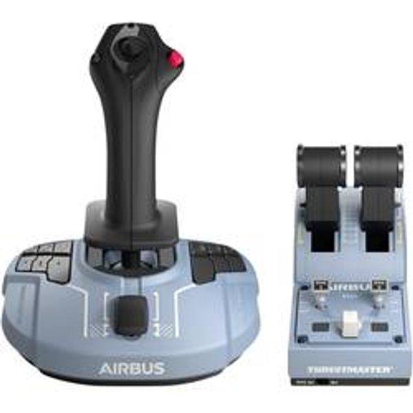 Thrustmaster TCA Officer Pack Airbus Edition Joystick und Gaspedal - für PC