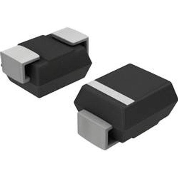 TRU Components Ultraschnelle Si-Gleichrichterdiode TC-US1M DO-214AC 1000V 1A