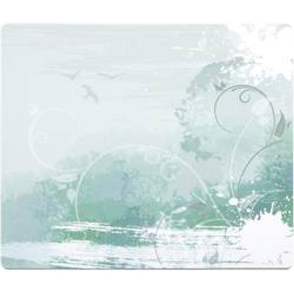 Tapis de souris LogiLink Ice Charm multicolore