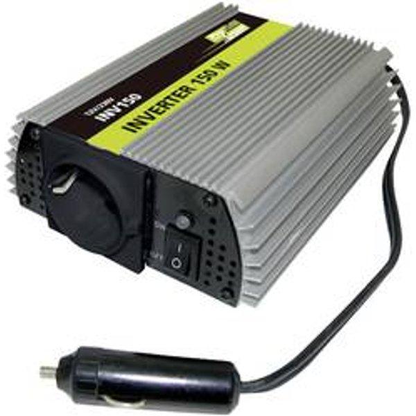 ProUser Onduleur INV150N 150 W(12 V/DC ) 230 V/AC, 5 V/DC