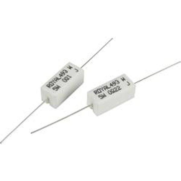 TRU Components Hochlast-Widerstand 2.2Ω axial bedrahtet 5W TC-PRW05WJW22JB00203