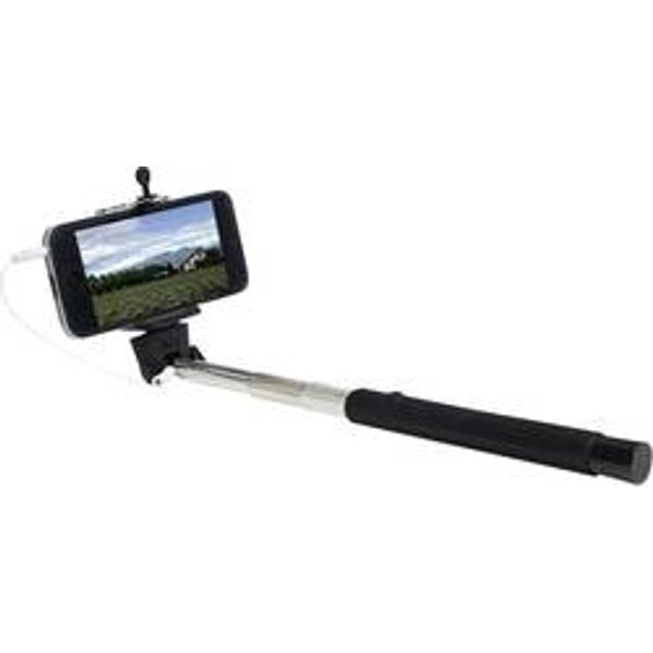 """Logilink Monopod """"Selfie-Stick"""" 235-1100mm iOS, Android"""
