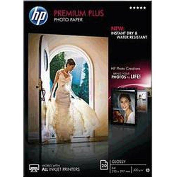 HP CR672A Original A4 Glossy Photo Paper 300g x20