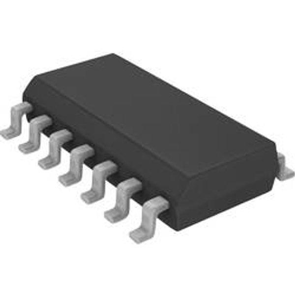 Nexperia HEF4069UBT,652 Logik IC - Inverter Inverter 4000B SO-14