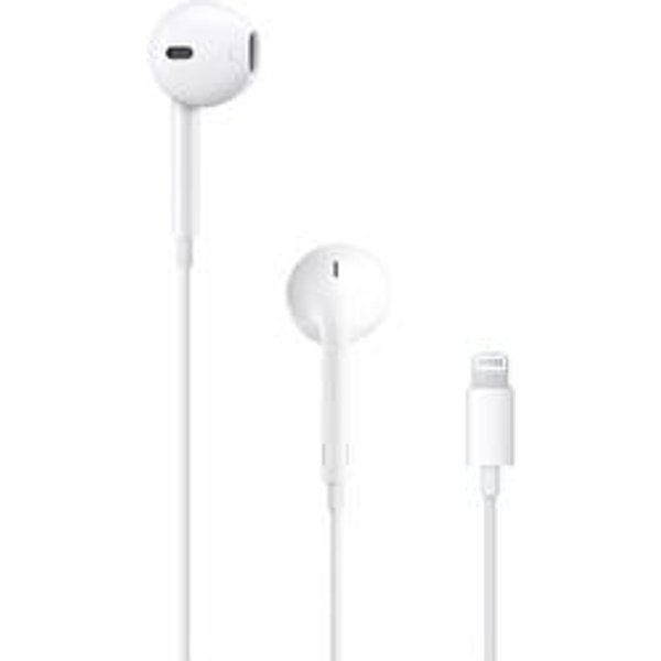 Casque intra-auriculaire Apple MMTN2ZM/A micro-casque blanc 1 pc(s)
