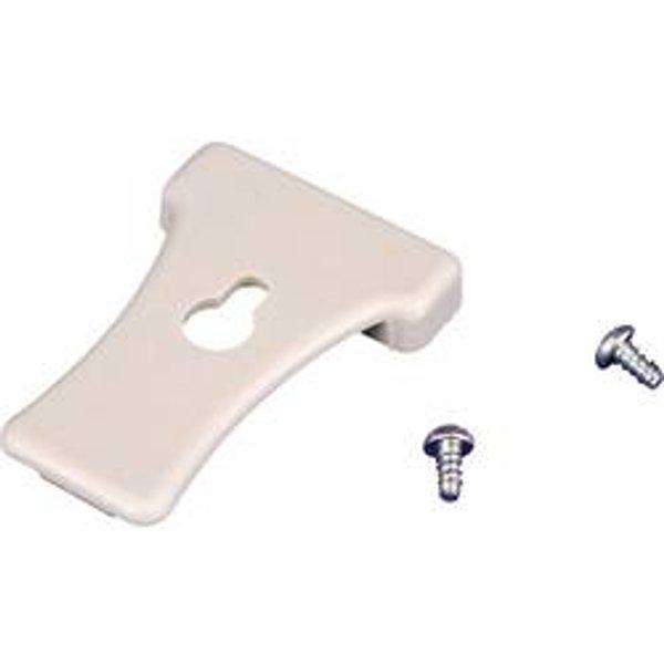 Clip ceinture Hammond Electronics CP-001G plastique gris 1 pc(s)