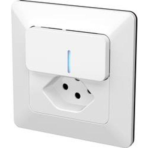 Modino Priamos Insert Interrupteur et prise Priamos blanc 140154