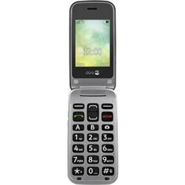 """2424 6,1 cm (2.4"""") 92 g Gris, Argent, Mobile"""