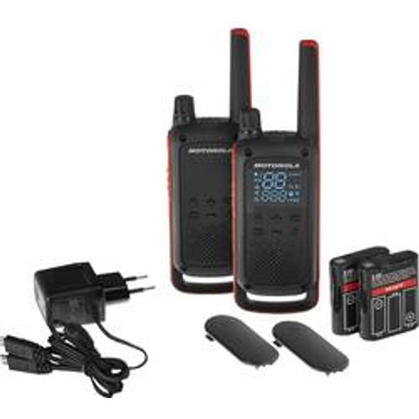 Talkie-walkie PMR Motorola Solutions TLKR T82 188068 jeu de 2 1 pc(s)