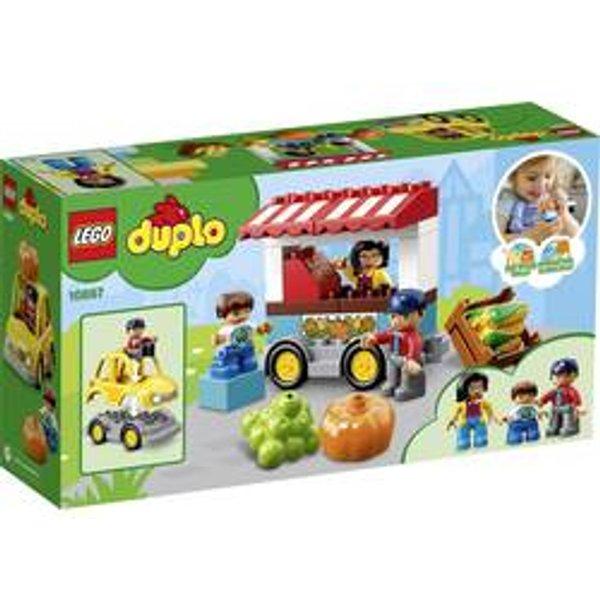 DUPLO 10867 Le marché de la ferme, Jouets de construction